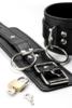 Leder-Handschellen von Grey Velvet