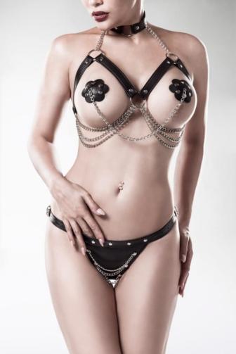 3-teiliges Erotikset von Grey Velvet