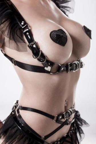 4-teiliges Erotikset von Grey Velvet