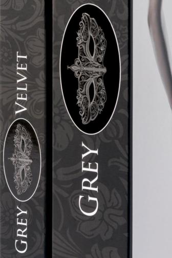 Unterbrust-Corsage mit Slip von Grey Velvet